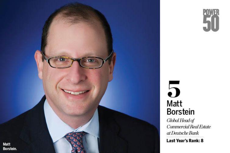 Matt Borstein.