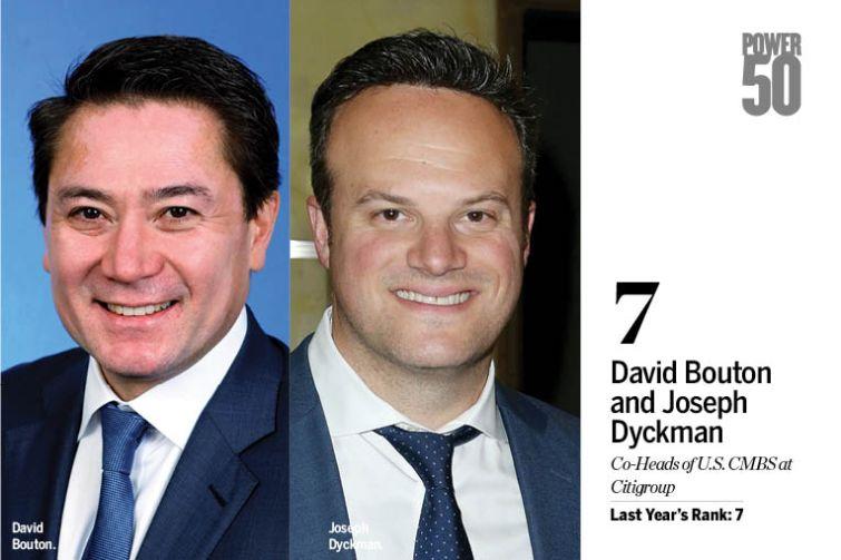 David Bouton and Joseph Dyckman.