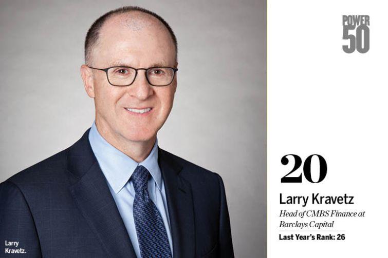 Larry Kravetz.