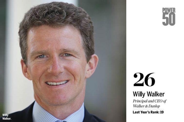 Willy Walker.