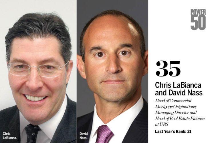 Chris LaBianca and David Nass.
