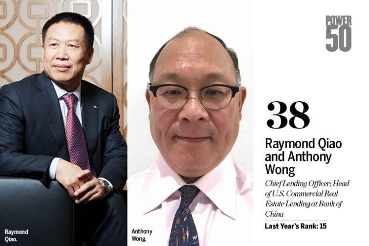 Raymond Qiao and Anthony Wong.