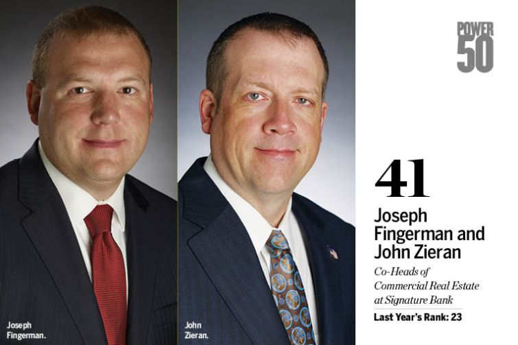 Joseph Fingerman and John Zieran.