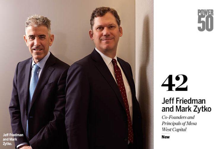 Jeff Friedman and Mark Zytko.