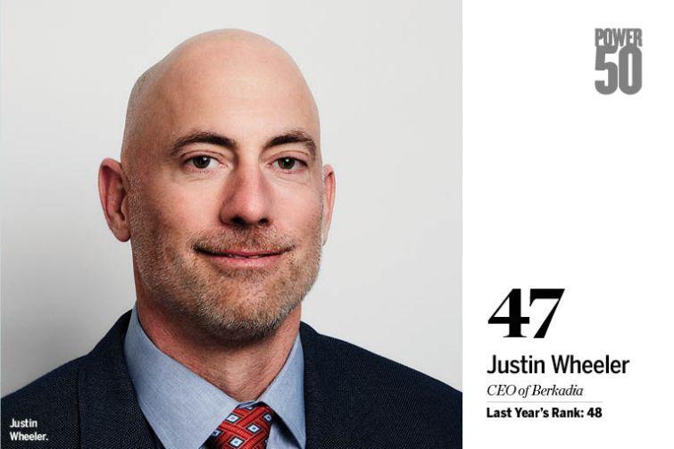 Justin Wheeler.