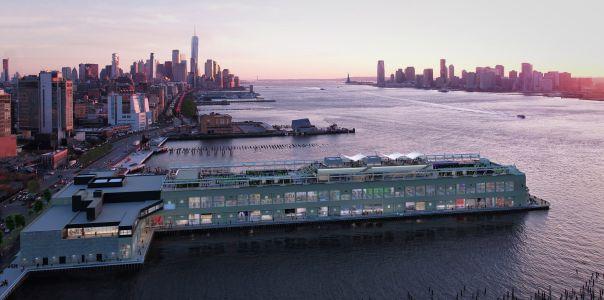 Pier 57.