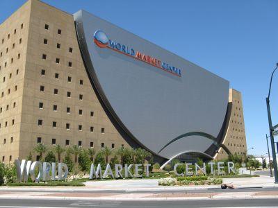 World Market Center in Las Vegas.