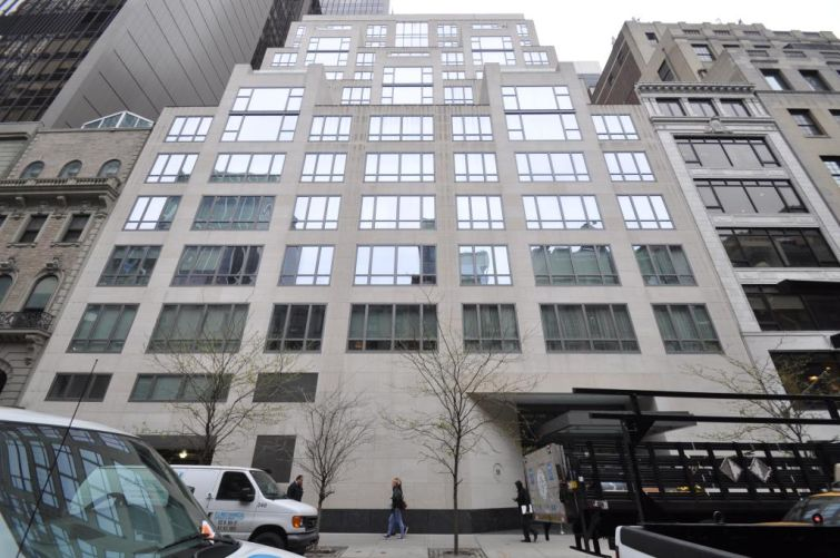 The Centurion at 33 West 56th Street.