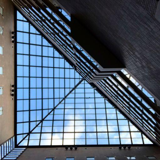 The Guggenheim Pavilion at Mount Sinai Hospital.