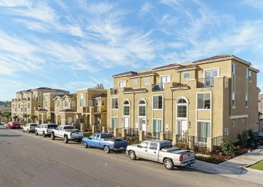 Refugio Apartments development in Santa Maria, Calif.