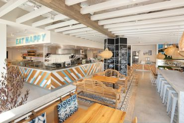 Mendocino Farms in Brentwood, Calif.