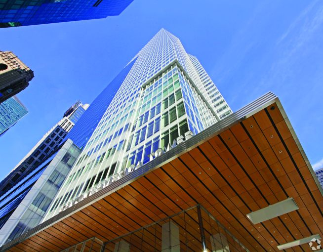 One Bryant Park was considered one of the city's most efficient skyscrapers when it was finished in 2009. New city legislation will force its owners, the Durst Organization, to figure out how to dramatically reduce their energy usage or face a $2.5 million annual fine.