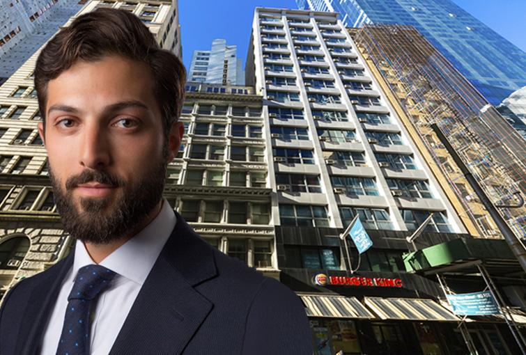 Richard Velotta, Meridian Investment Sales