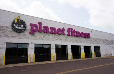 Planet Fitness at Columbia Mall in Bloomsburg, Pennsylvania.