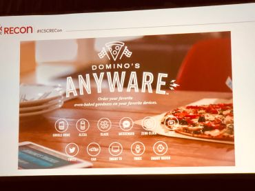 Domino's was best-in-class when it comes to experiential retail.