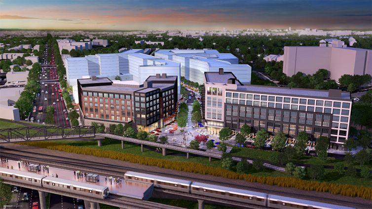 Bryant Street rendering