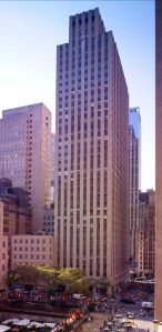 1 Rockefeller Plaza.