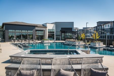 Solana Lucent Station in Highlands Ranch, Colo.