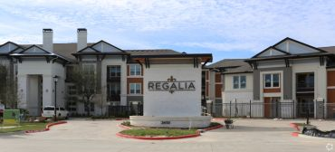 Regalia Bella Terra in Katy, Texas.