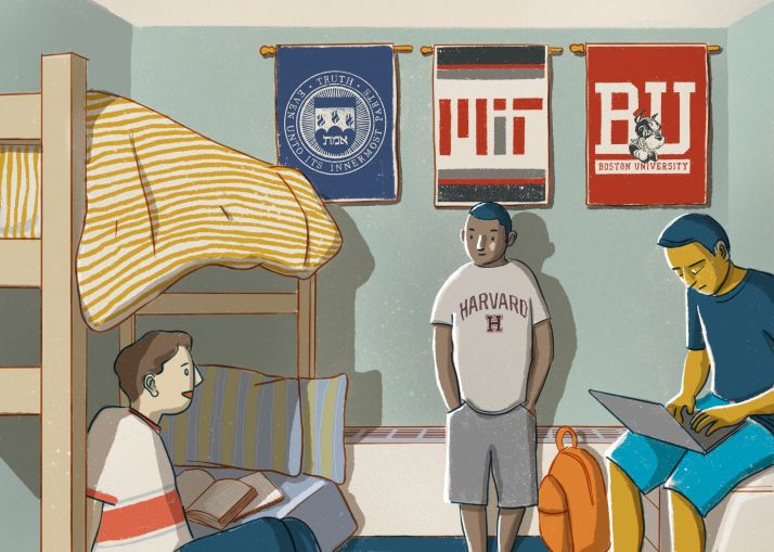 London-based Scape is trying to bring its concept of mult-school dorms to America.