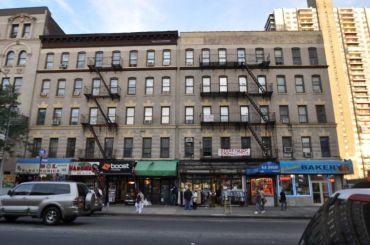 1380 St. Nicholas Avenue (one of the portfolio properties).