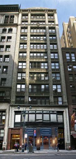 9 East 37th Street.