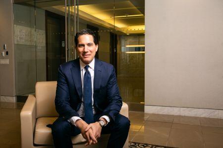 Meridian Capital Group senior managing director Drew Anderman.
