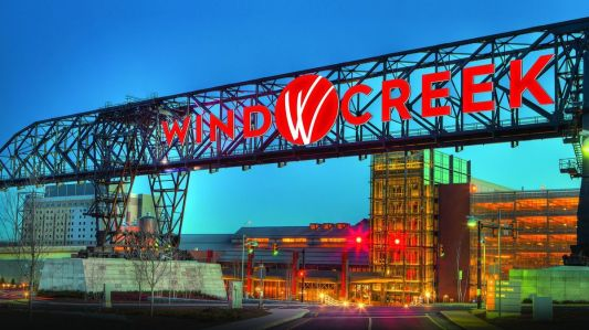 Wind Creek Casino.