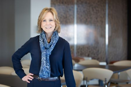 Meredith LaPier, CBRE's executive vice president