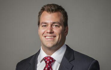 Michael Kazmierski, the new president of Kaufman Investments.
