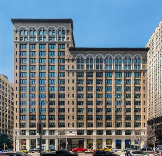 The Art Deco building was purchased by SJP and PGIM Real Estate last year for $245 million