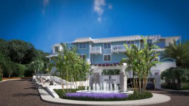 A rendering of The Residence Club at Ocean Reef.
