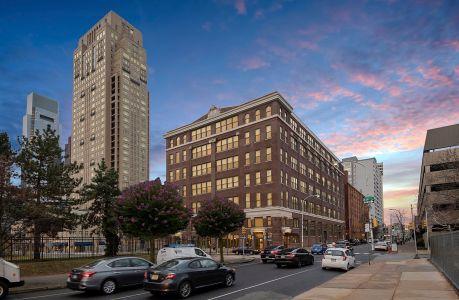 Sixteen Hundred Lofts at 1600 Callowhill Street in Philadelphia.