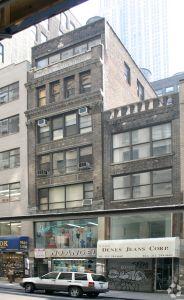 36 West 36th Street.