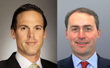 J. Philip Brosseau, Jr. (left) and Ryan Reid have joined Eastdil Secured.