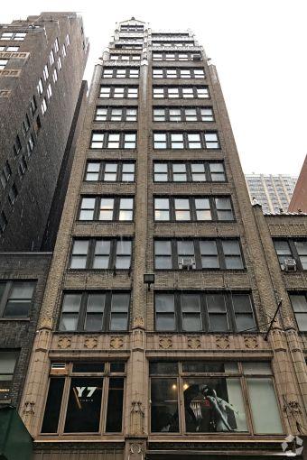 54 West 39th Street.
