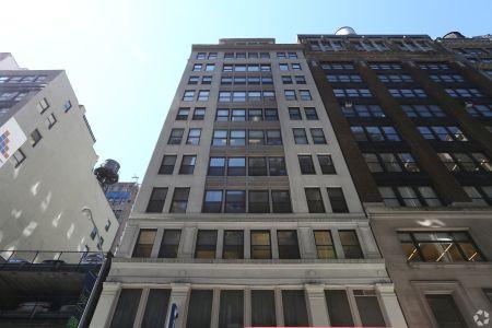 16 West 36th Street.