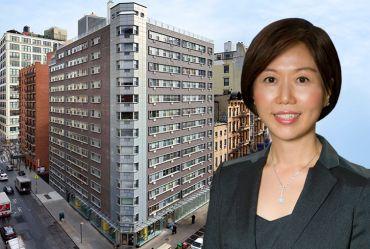 Helen Hwang, 60 East 12th Street