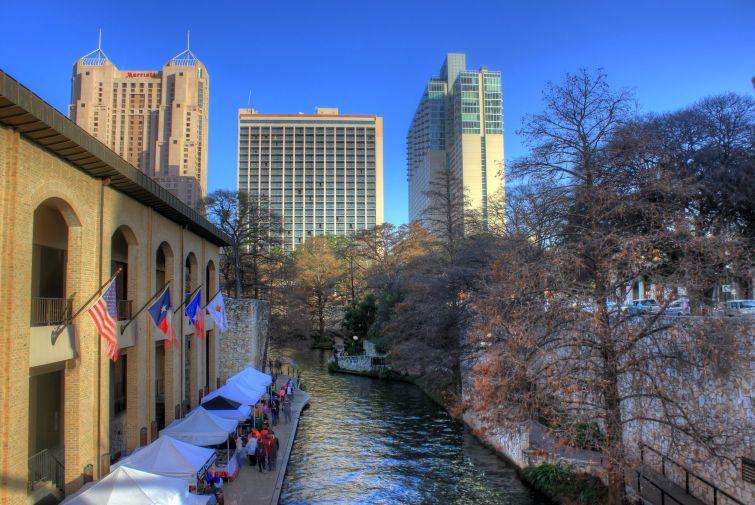 San Antonio.