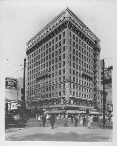 Hotel Clark, 1910-1940.