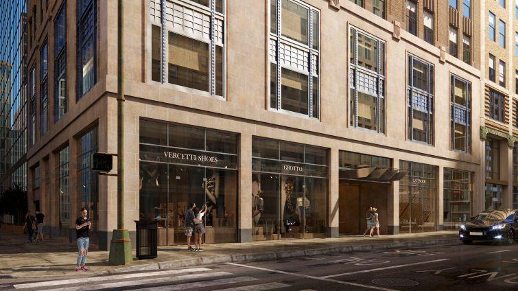 509 Madison Avenue.