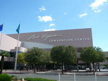 The Las Vegas Convention Center, near one of the portfolio properties.