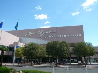The Las Vegas Convention Center, near one of the portfolio properties.