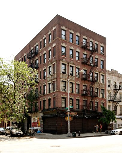 500 East 11th Street, one of the portfolio properties.