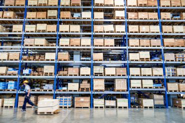CRATE EXPECTATIONS: Even though consumer goods would be a prime target or more tariffs, logistics owners are flush with confidence.