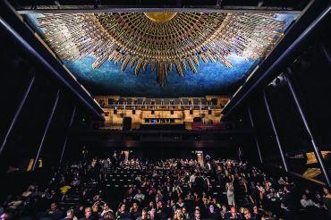Grauman's Egyptian Theater.