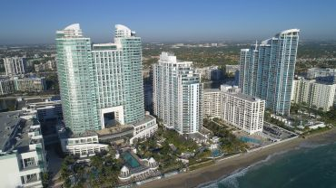 Westin Diplomat Hollywood Beach.