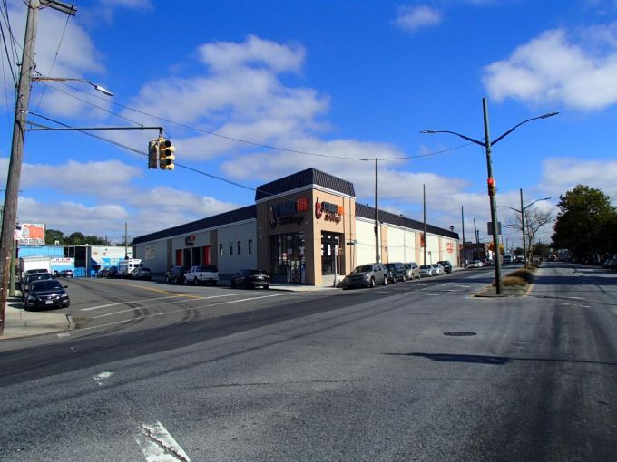 5601 Foster Avenue in Brooklyn.