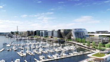 The Wharf Phase 2 Rendering