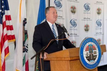 L.A. County Assessor Jeff Prang